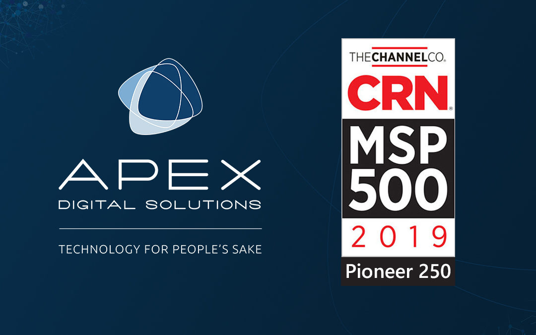 Apex Digital Solutions Recognized as a Pioneer in Providing IT Solutions