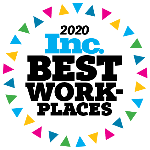 Inc Magazine 2020 Best Workplaces