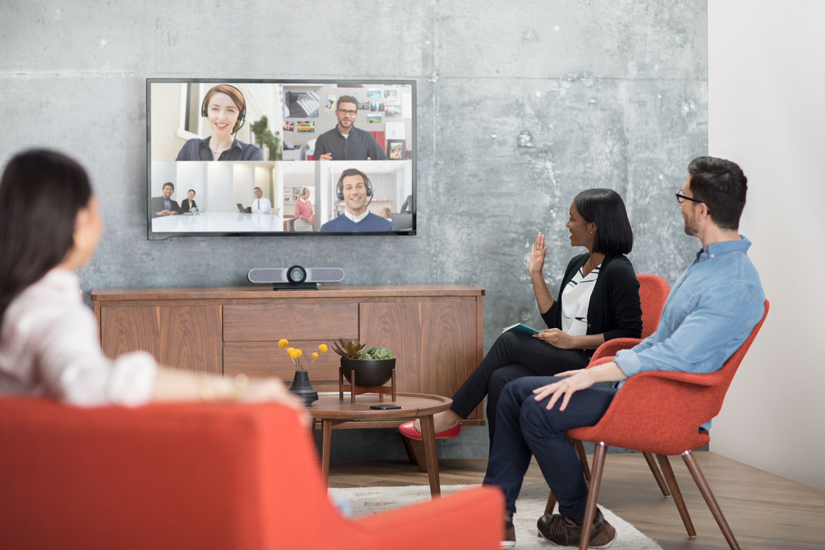 Meeting room, conference room, huddle room, teams room system