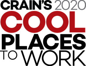 Crain's Detroit Business Cool Places to Work Logo