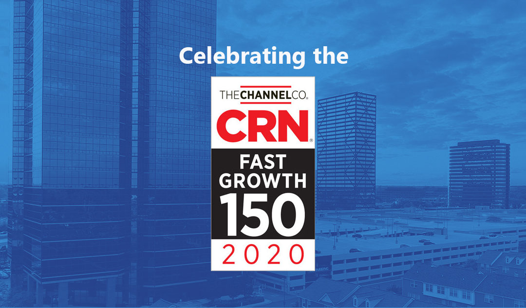 Apex Digital Solutions Ranks 56th on CRN's 2020 Fast Growth 150 List