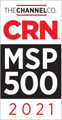 CRN MSP 500 2021